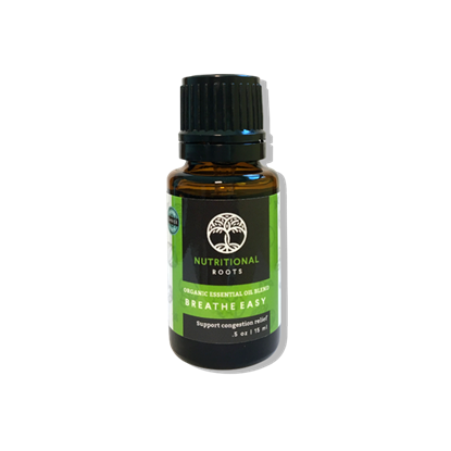 Picture of 15 ML Breathe Easy Organic Blend