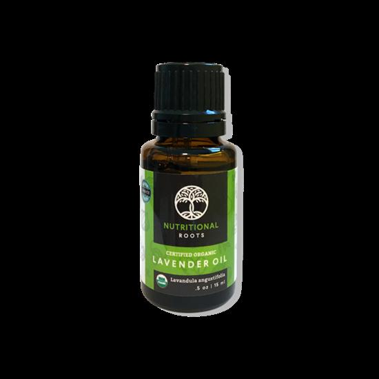 15 ML Organic Lavender Oil