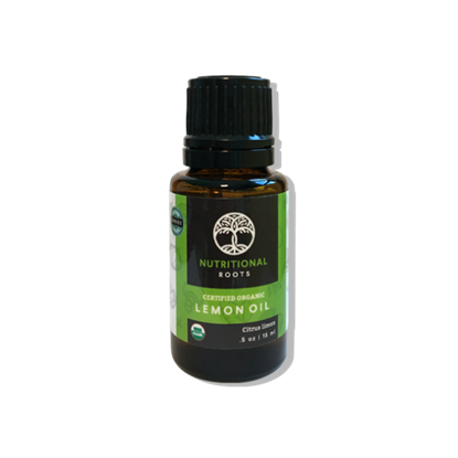 15 ML Organic Lemon Oil