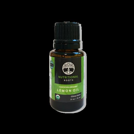 15 ML Organic Lemon Oil