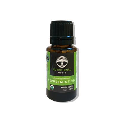 15 ML Organic Peppermint Oil