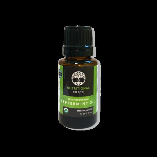 15 ML Organic Peppermint Oil