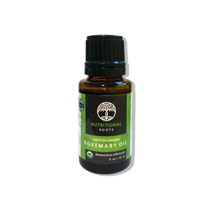15 ML Organic Rosemary Oil