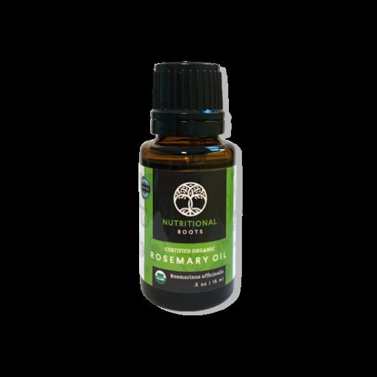 15 ML Organic Rosemary Oil