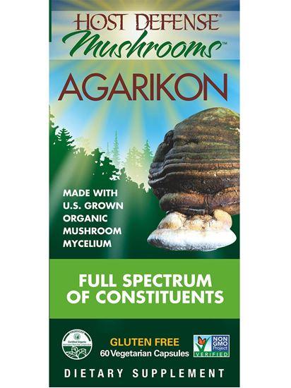 Agarikon Capsules