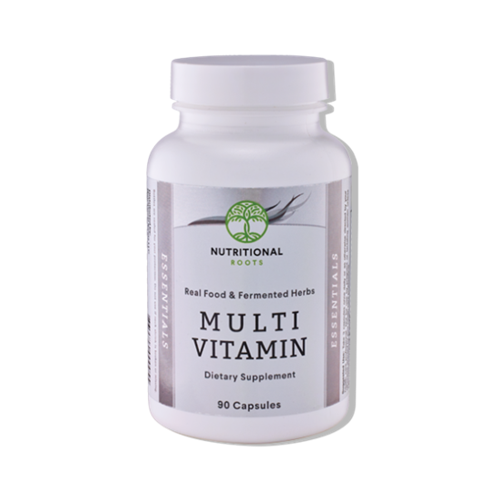 Wholefood Multivitamin
