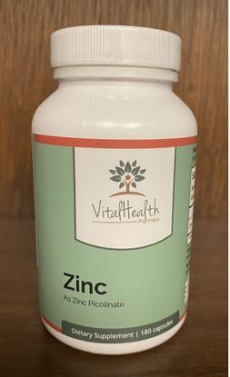 Picture of Zinc Picolinate 30 mg